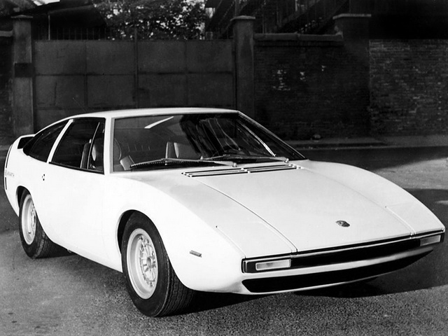 Abarth 1600 Concept (ItalDesign) (1969)