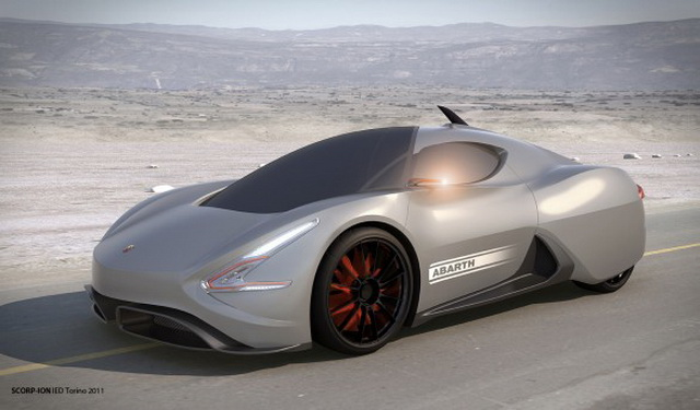 Abarth Scorp-Ion Concept (IED) (2011)