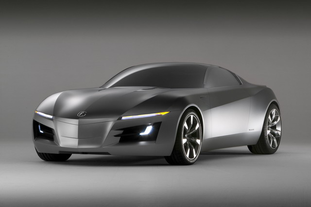 Acura Advanced Sports Car Concept (2007)