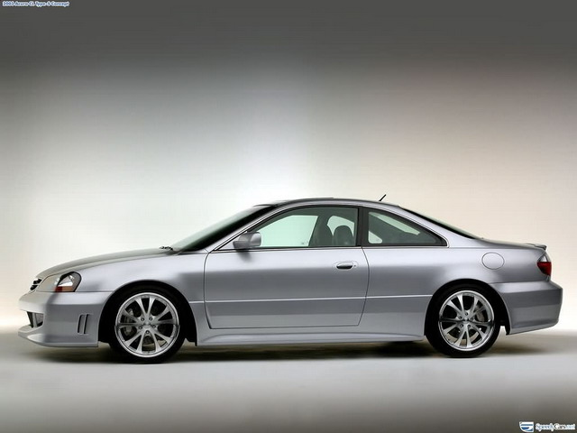 Acura CL Type-S Concept (2003)
