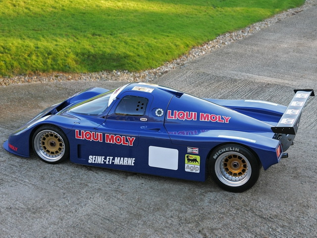 ALD C289 Group C2 Sports Prototype (1989)