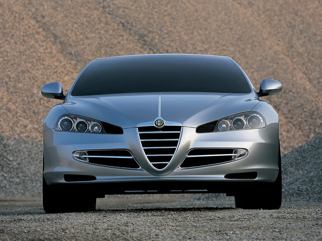 Alfa-Romeo Visconti Concept (ItalDesign) (2004)