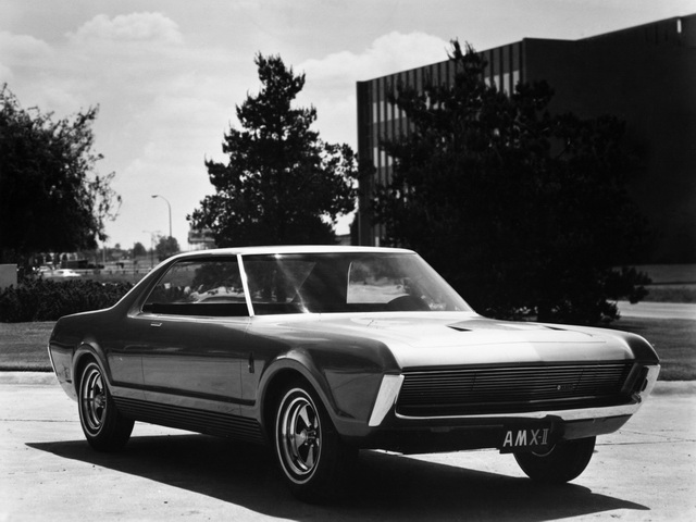 AMC AMX II Project IV Concept (1966)