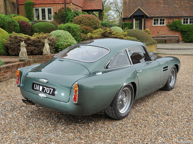 Aston-Martin DB4 Works Prototype (1957)
