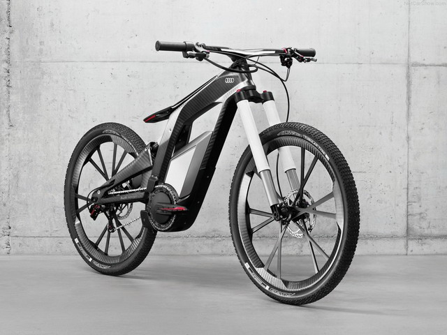 Audi e-bike Worthersee Concept (2012)