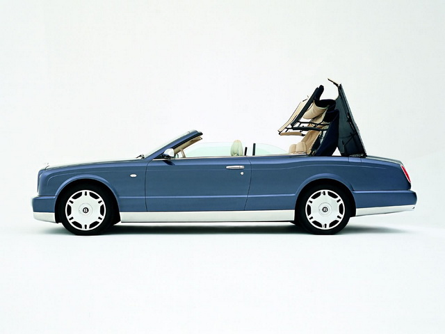 Bentley Arnage Drophead Coupe Concept (2005)