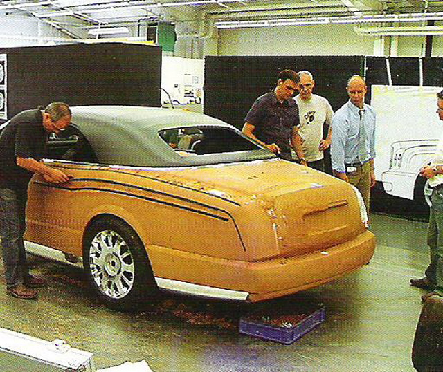 Bentley Azure Concept