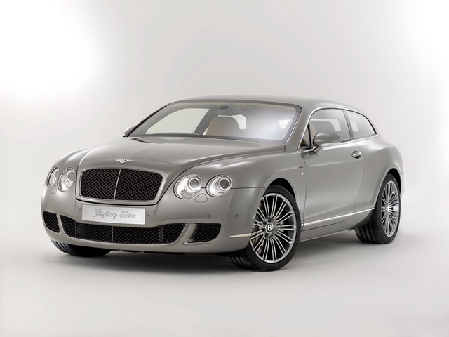 Bentley Continental Flying Star Concept (Touring) (2010)
