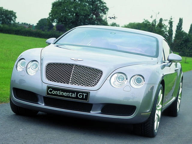 Bentley Continental GT Prototype (2003)