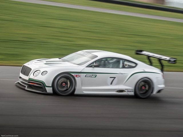 Bentley Continental GT3 Concept (2012)