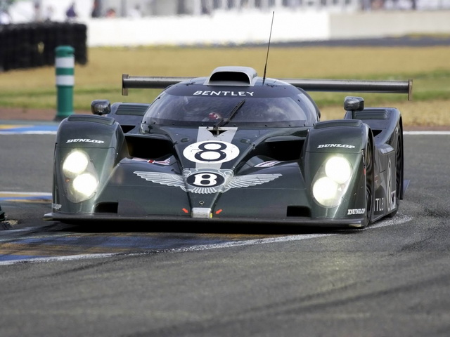 Bentley EXP Speed 8 Prototype (2002)