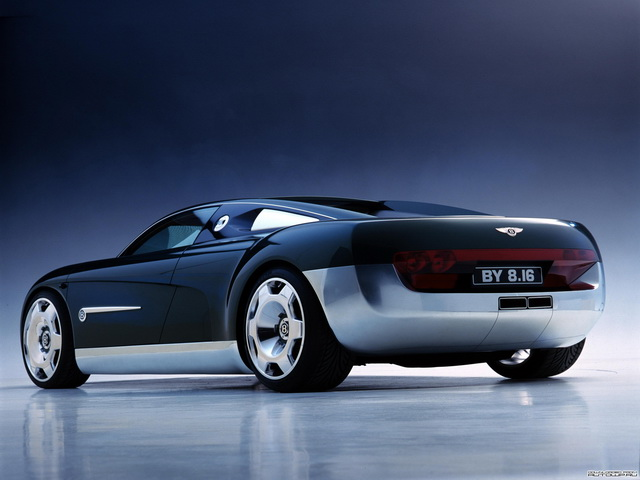 Bentley Hunaudieres BY 8.16 Concept (1999)