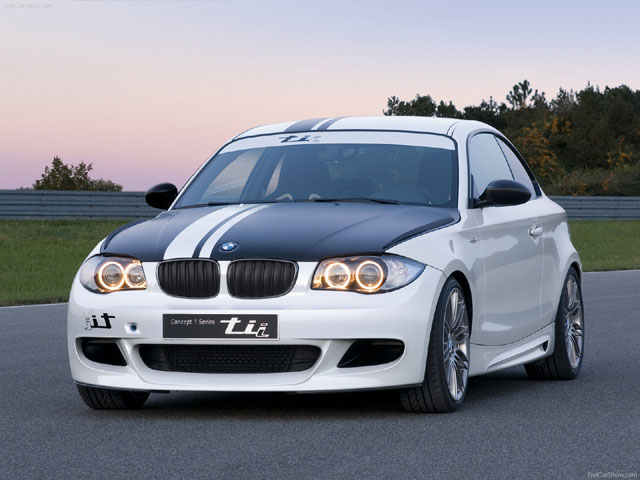 BMW 1-Series Tii Concept (2007)