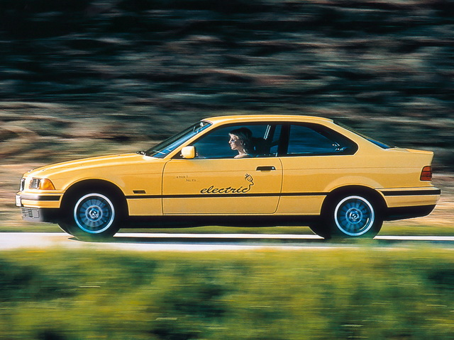 BMW 3 Series Coupe Electro-Antrieb Concept (1995)