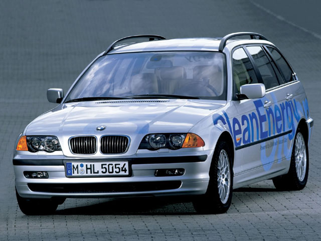 BMW 320g CleanEnergy Concept (2000)