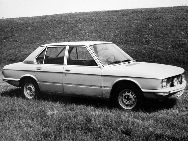 BMW 5-Series Prototype (1972)