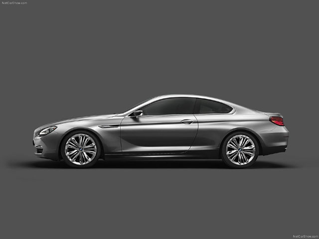 BMW 6-Series Coupe Concept (2010)