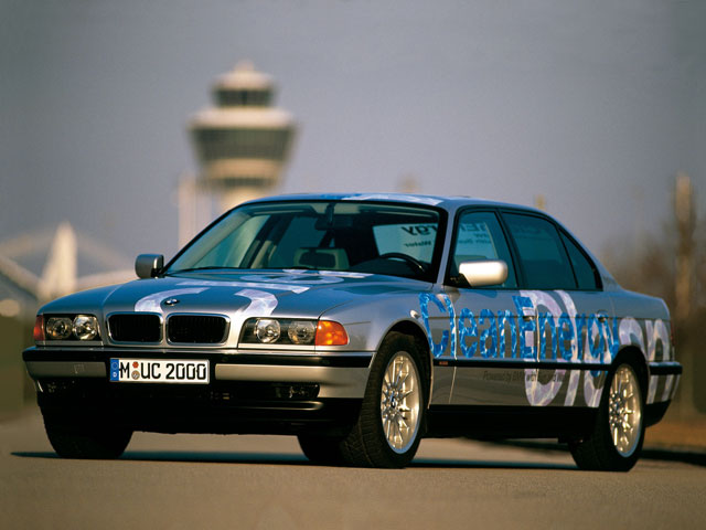BMW 750hL CleanEnergy Concept (2000)