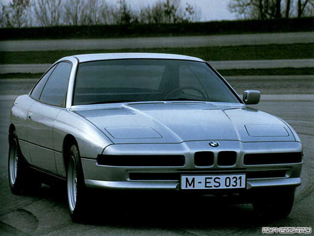 BMW 8-Series Prototype (1987)
