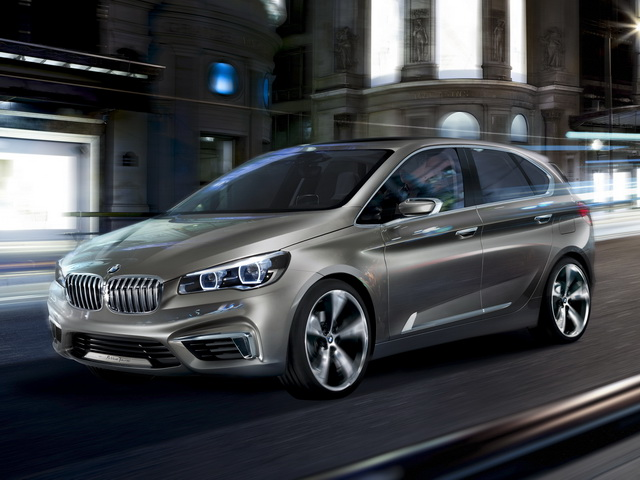 BMW Active Tourer Concept (2012)