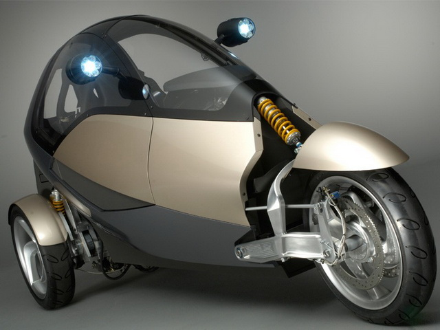 BMW CLEVER Concept (2006)