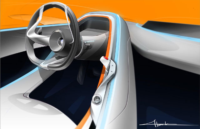 BMW Vision ConnectedDrive Concept (2011)