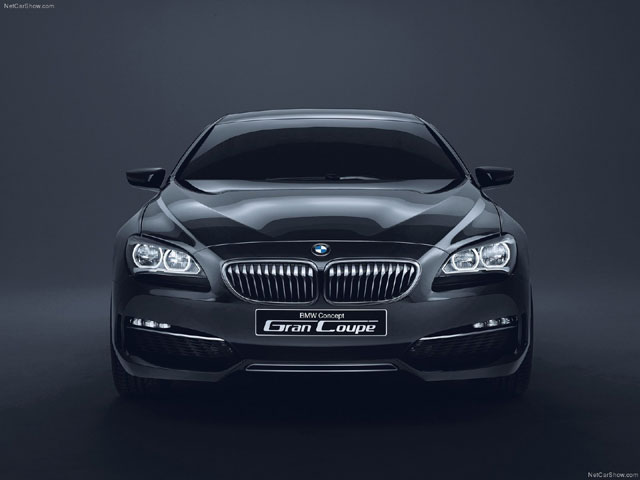 BMW Gran Coupe Concept (2010)