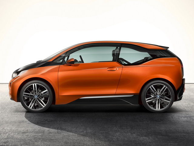 BMW i3 Coupe Concept (2012)
