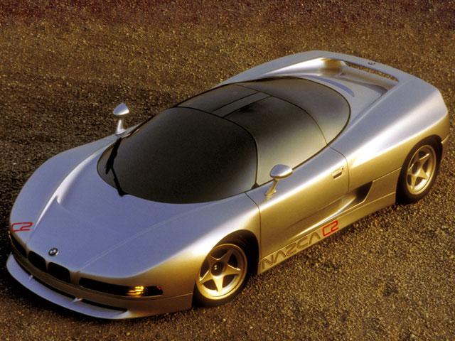 BMW Nazca C2 Concept (ItalDesign) (1991)