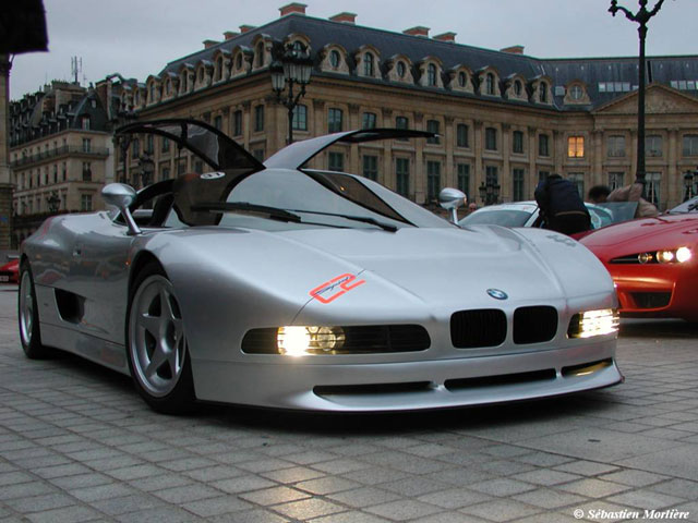 BMW Nazca C2 Spider Concept (ItalDesign) (1993)