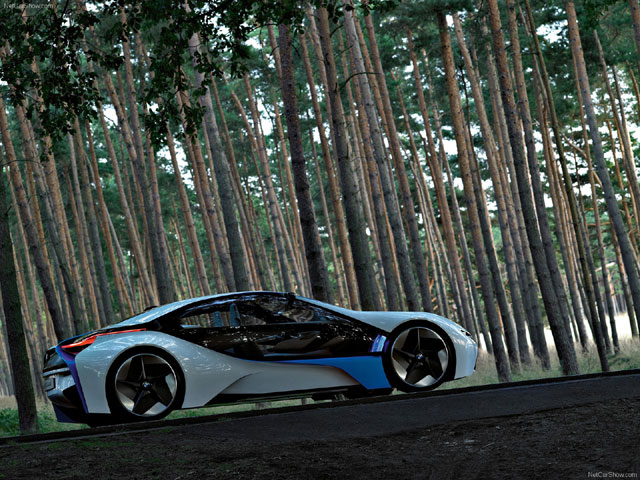 BMW Vision EfficientDynamics Concept (2009)