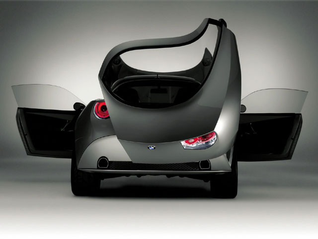 BMW X-Coupe Concept (2001)