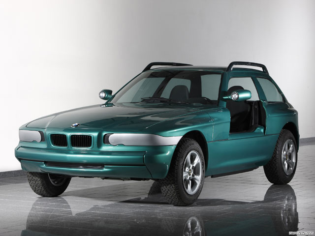 BMW Z1 Break Concept (1993)