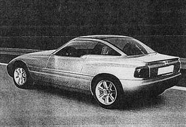 BMW Z2 Project Coupe Concept (1988)