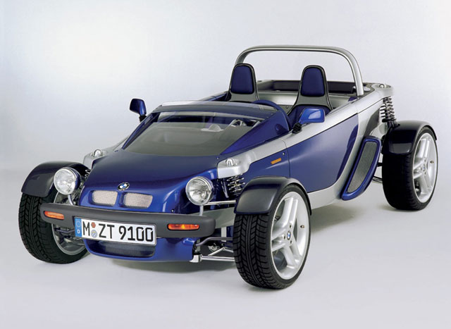 BMW Z21 Just 4/2 Concept (1995)