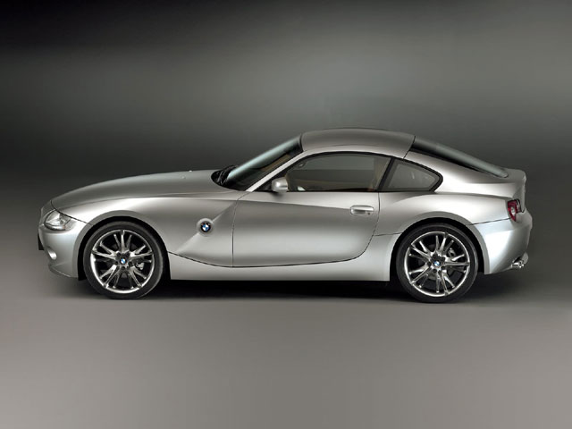 BMW Z4 Coupe Concept (2005)