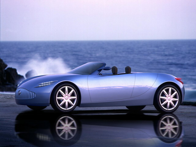 Buick Bengal Concept (2001)
