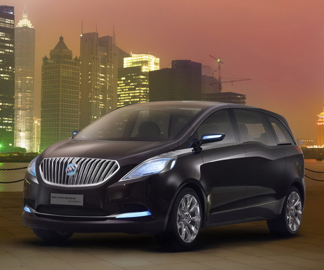 Buick Business Concept (2009)