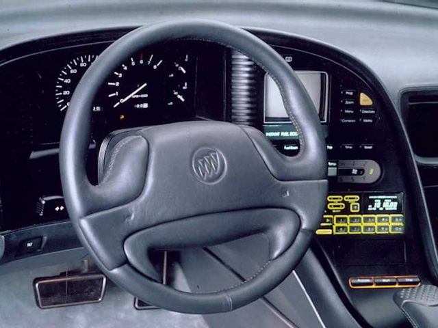 Buick Lucerne Concept (1988)