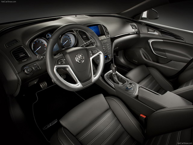 Buick Regal GS Concept (2010)