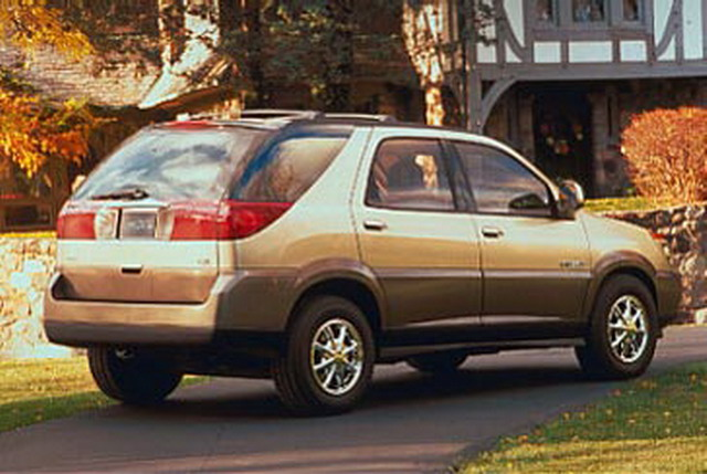 Buick Rendezvous Concept (2000)