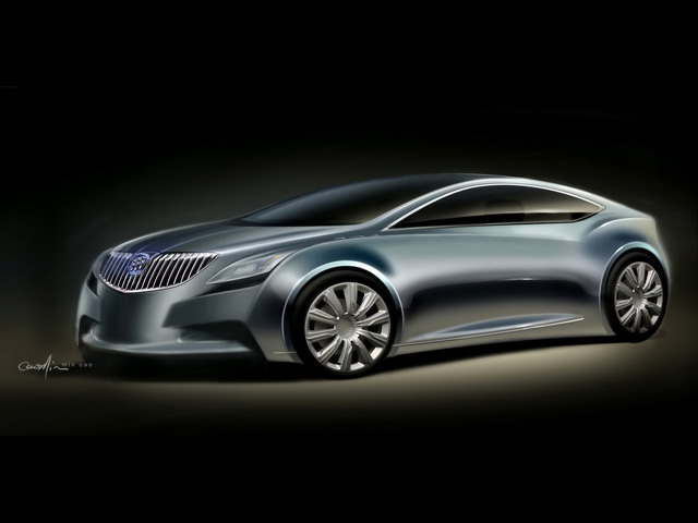 Buick Riviera Coupe Concept (2007)