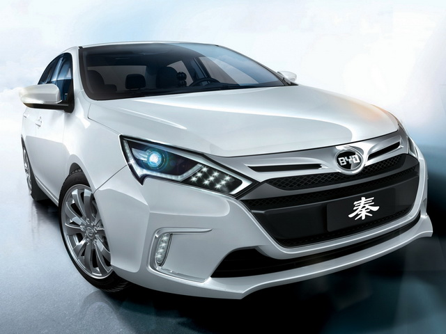 BYD Qin Concept (2012)