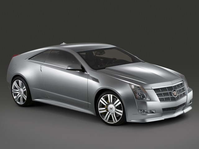 Cadillac CTS Coupe Concept (2008)