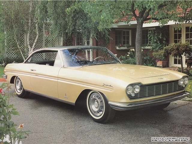 Cadillac Jacqueline Brougham Coupe Concept (Pininfarina) (1961)