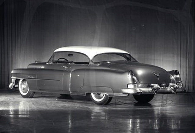 Cadillac Orleans Concept (1953)
