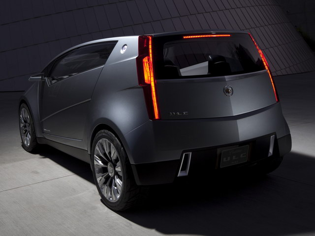 Cadillac Urban Luxury Concept (2010)