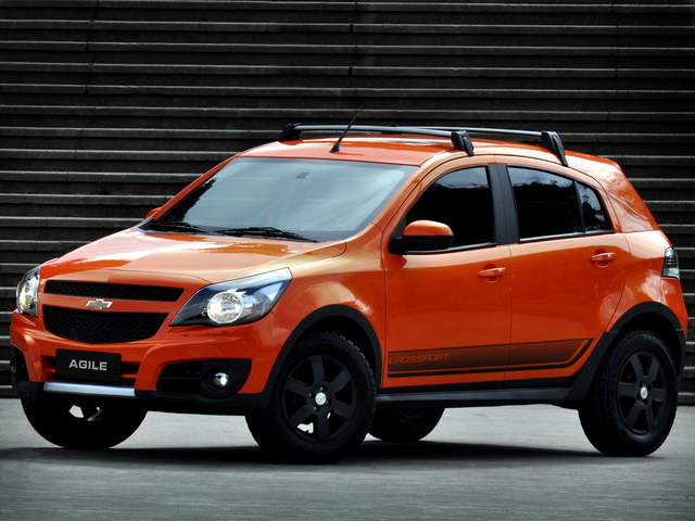Chevrolet Agile Crossport Concept (2010)