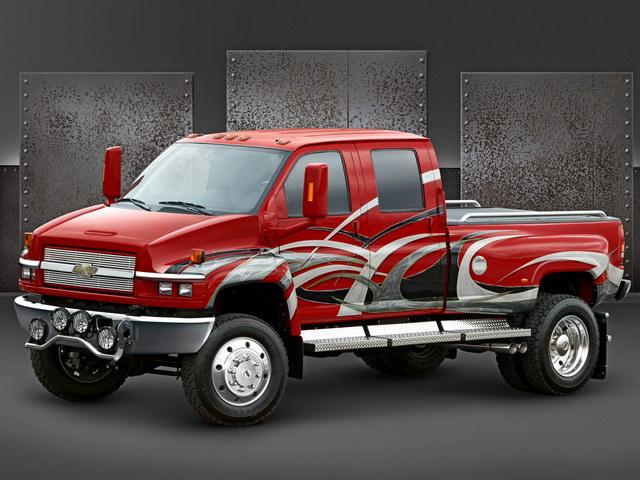 Chevrolet C4500 Medium Duty Truck Concept (2005)