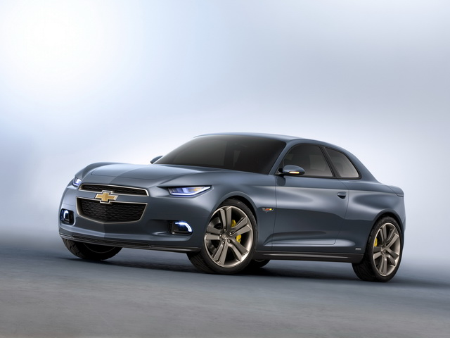 Chevrolet Code 130RS Concept (2012)